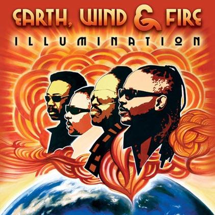 earth wind and fire - Illumination