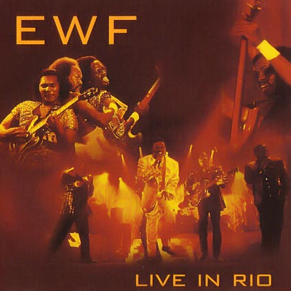 earth wind and fire - live in rio