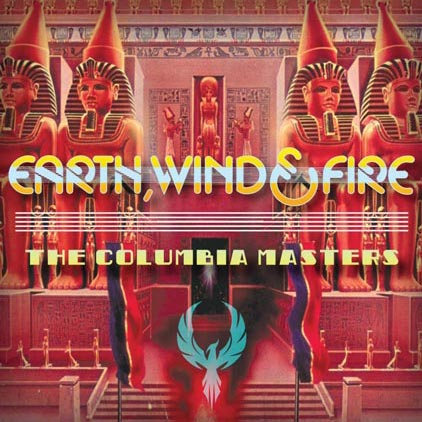 earth wind and fire - the columbia masters