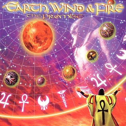 earth wind and fire - the promise