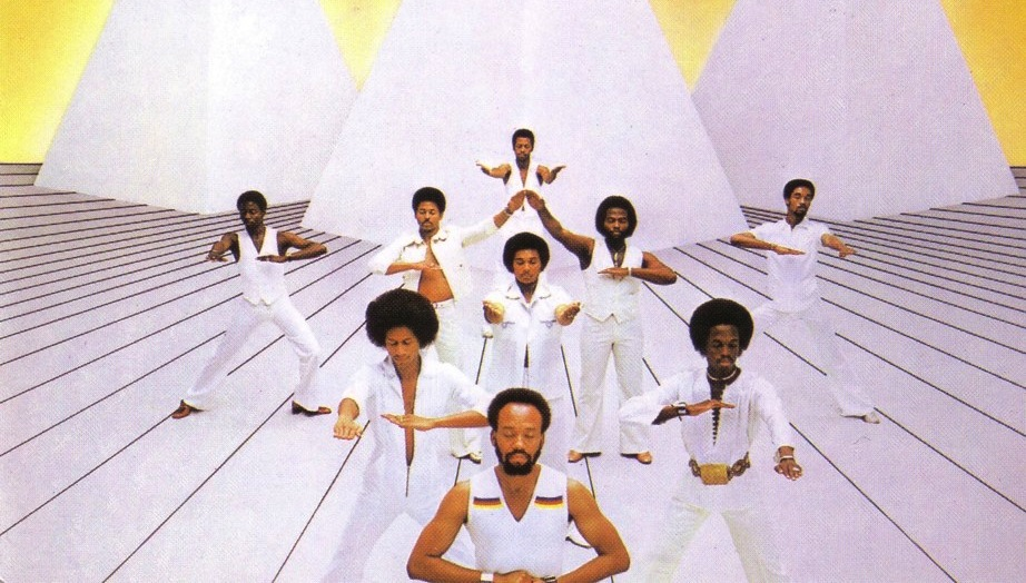 Earth Wind & Fire - Spirit (Front)