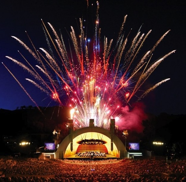 Hollywood And All That: Hollywood Bowl €� 2013