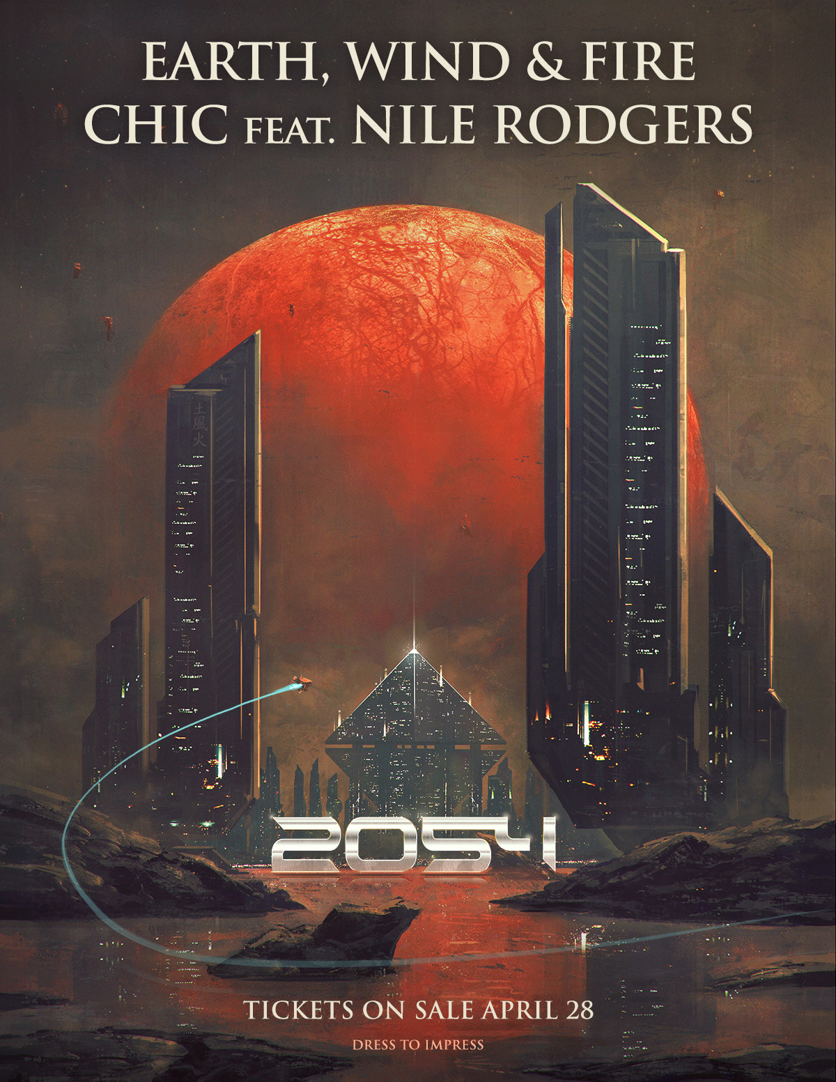 2054 – The Tour