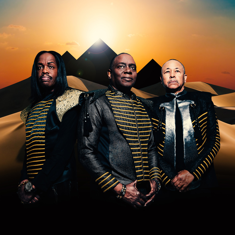 Earth Wind And Fire Concert Tour